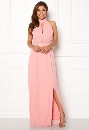 Chiffon-kjole