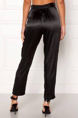 Flotte bukser i satin