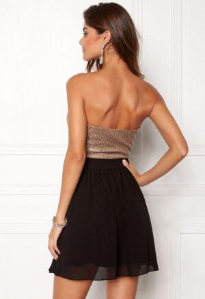 Lækker kjole med flot fald