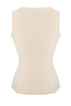 Latex shaper vest