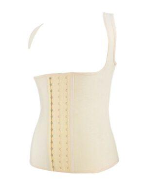 Latex shaper vest