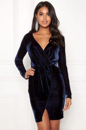 Fløjl kjole