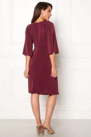 Flot rød kjole