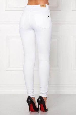 Supersmalle jeans-leggings i en meget elastisk kvalitet