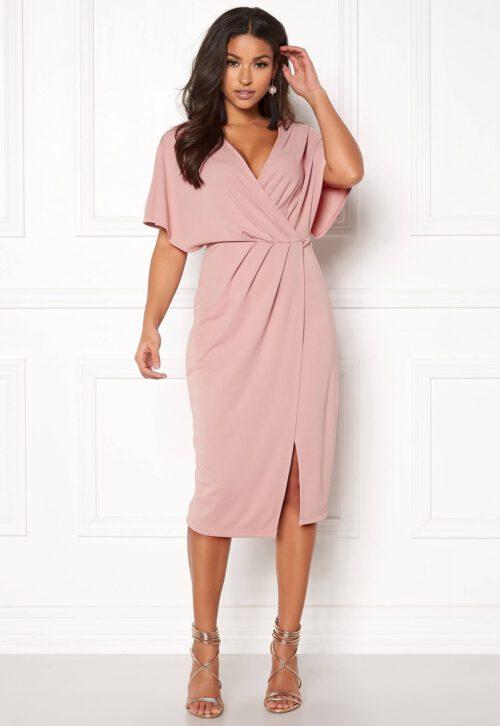Smuk kjole i en stretchy, smuk kvalitet fra MAKE WAY - TopLady