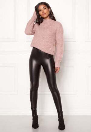 Coatede leggings - TopLady