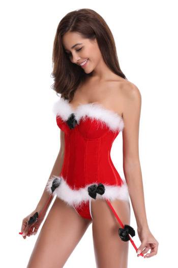 Raffset Julunderkläder - Toplady